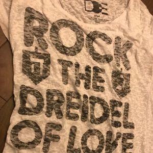 doe Burnout Rock the Dreidel of love